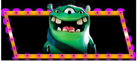 Speelbaar personage - alien